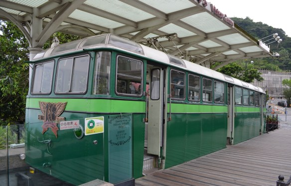 The Peak - Old Tram
