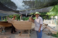 Proud Boat Builder