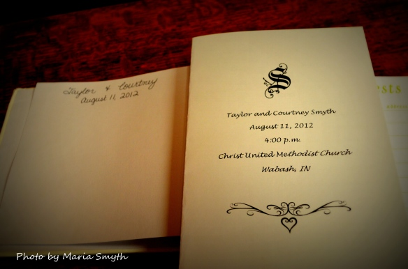 Taylor & Courtney's Wedding