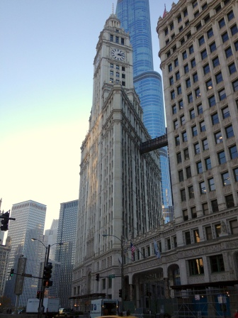 Architecture in Chicago 2