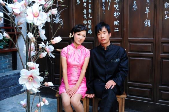Xiaopei -wedding 2
