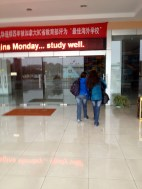 First Day of School - Luxu, China 02/25/2013