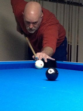 We now have a billiard hall. This place features 12 foot tables and a clean atmosphere.