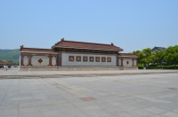 The first pavilion