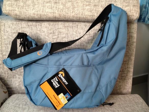 The Camera Bag
