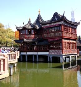 The Huxinting Teahouse