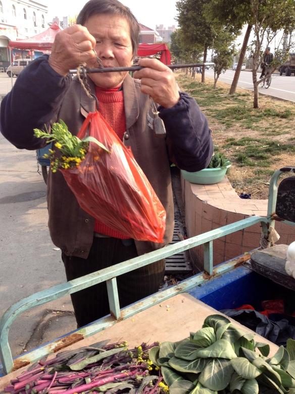 Vegetable Vendor 2