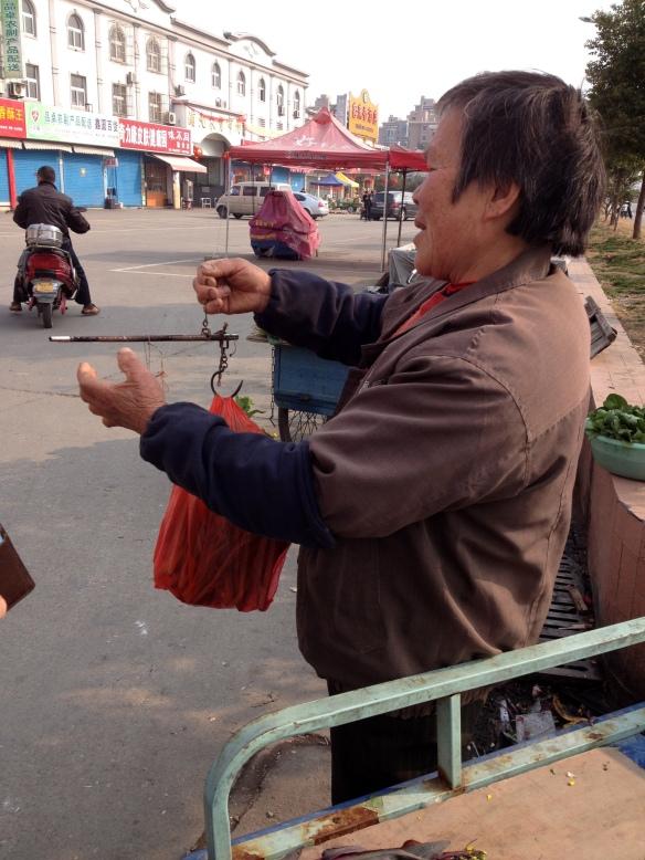 Vegetable Vendor 3
