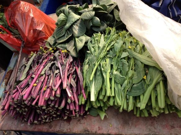 Vegetable Vendor 4