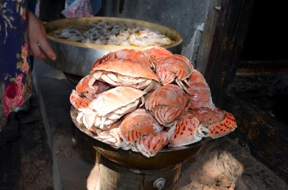 Steaming Crab - Xitang