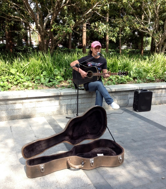 Acoustic Artist, Shanghai China
