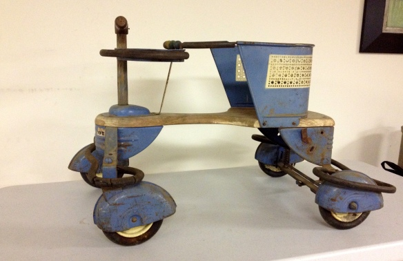 Side View of Cart 2